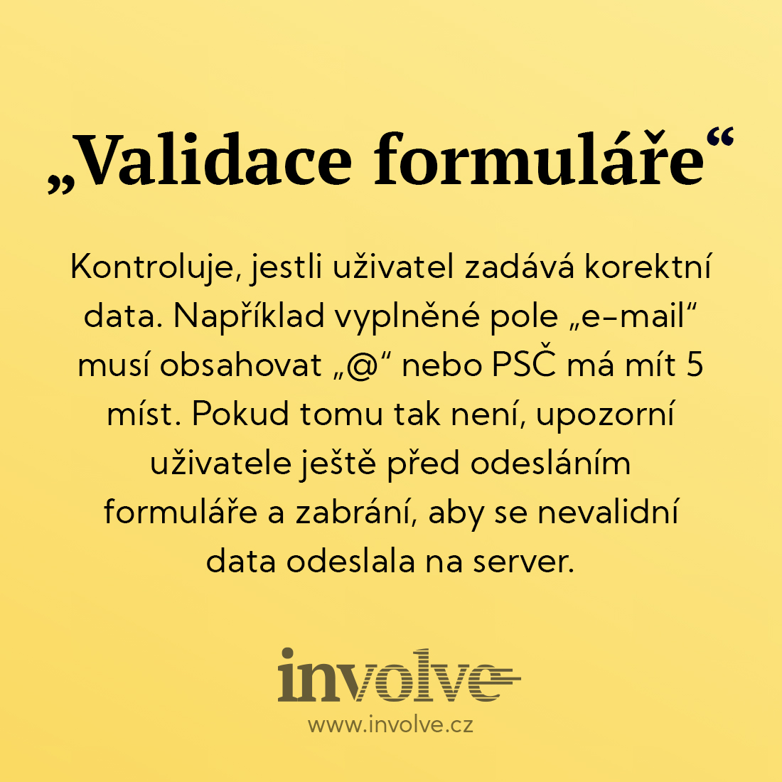 Validace